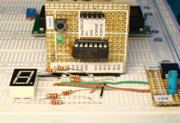 Lab 6: Seven segment display - Embedded Lab
