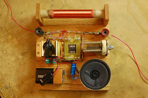 555 AM Radio