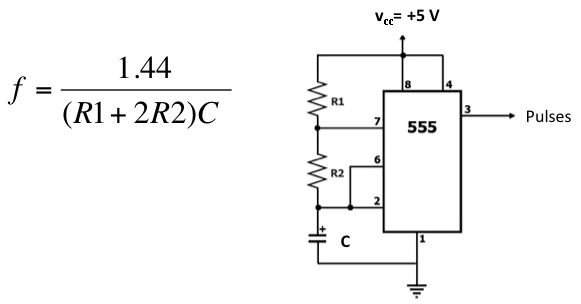 how to measure capacitance with a microcontroller