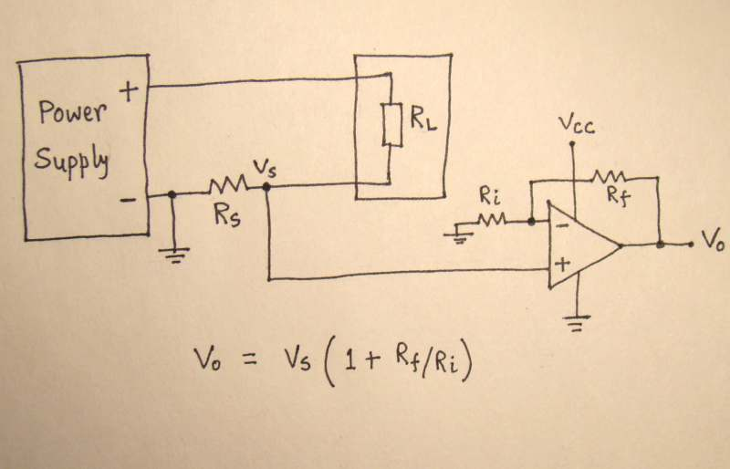 Pleasant How To Measure Dc Current With A Microcontroller Embedded Lab Wiring Database Gramgelartorg