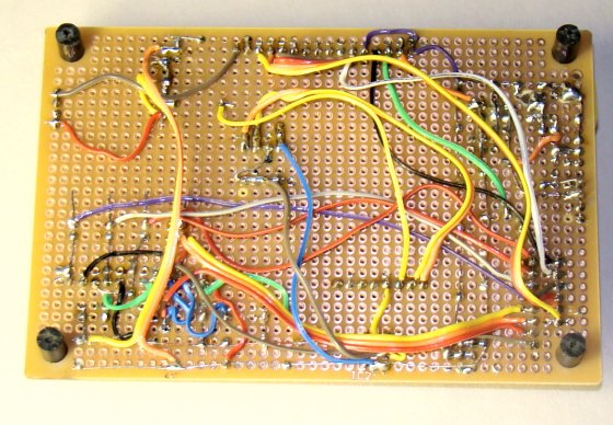 a diy i o board for experimenters embedded lab rh embedded lab com LED Circuit Boards perforated phenolic circuit board
