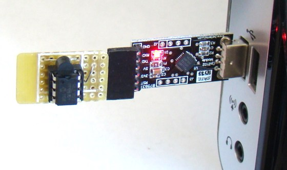Low cost temperature data logger using pic and processing pic anna