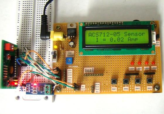 A brief overview of Allegro ACS712 current sensor (Part 2