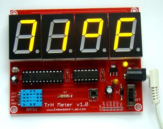Assembled TrH Meter