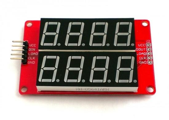 SPI7SEGDISP8.56-2R display module