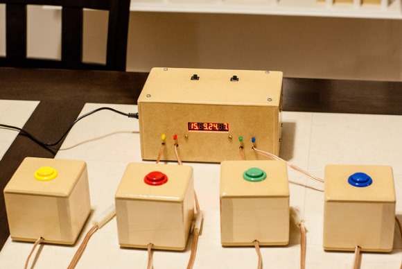 Arduino quiz show buzzer embedded lab quiz game controller solutioingenieria Images