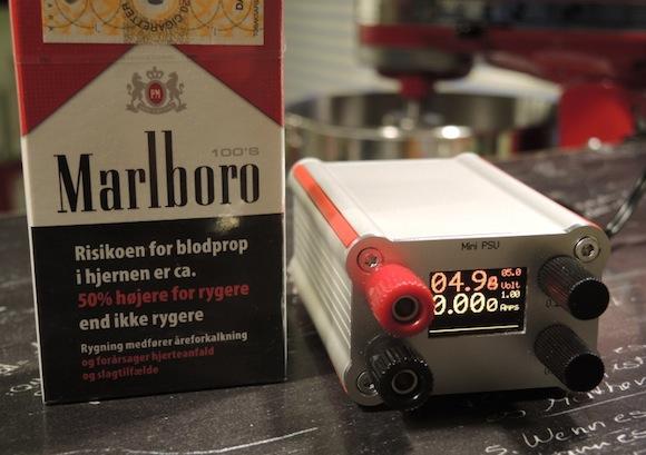 Miniature power supply