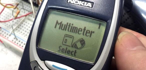 Nokia 3310 portable multifunctional tool