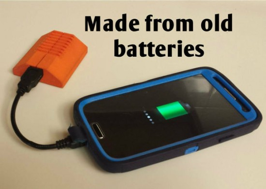 making a low cost portable phone charger embedded lab