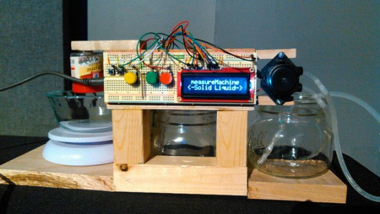 Arduino dispenser system
