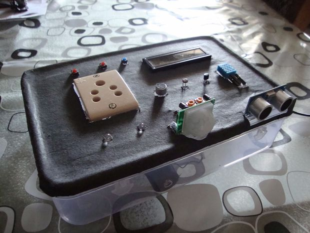 yet another home automation project embedded lab