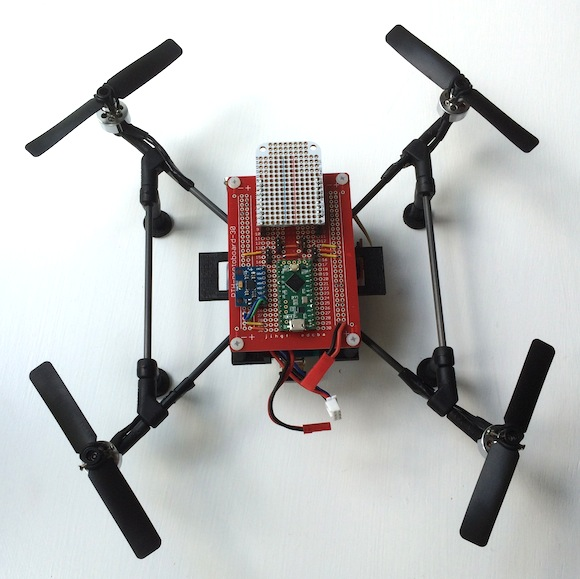 Firefly robot