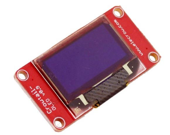 Crowtail OLED module