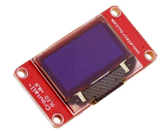 Crowtail OLED module