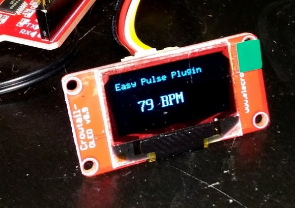 Stand-alone Pulse Meter