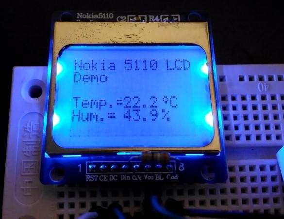 chipKIT Tutorial 7: Using Nokia 5110 LCD - Embedded Lab