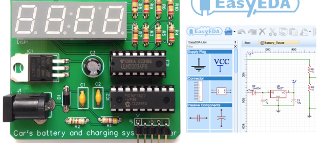 EasyEDA: A free cloud-based tool for schematic capture, PCB layout ...