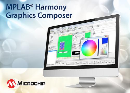 MPLAB® Harmony Graphics Composer (MHGC)
