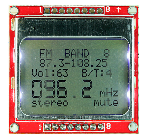 si4844 and arduino make a full featured am fm sw radio. Black Bedroom Furniture Sets. Home Design Ideas