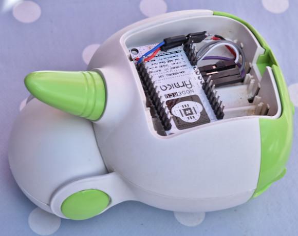 ESP8266 DIY baby monitor