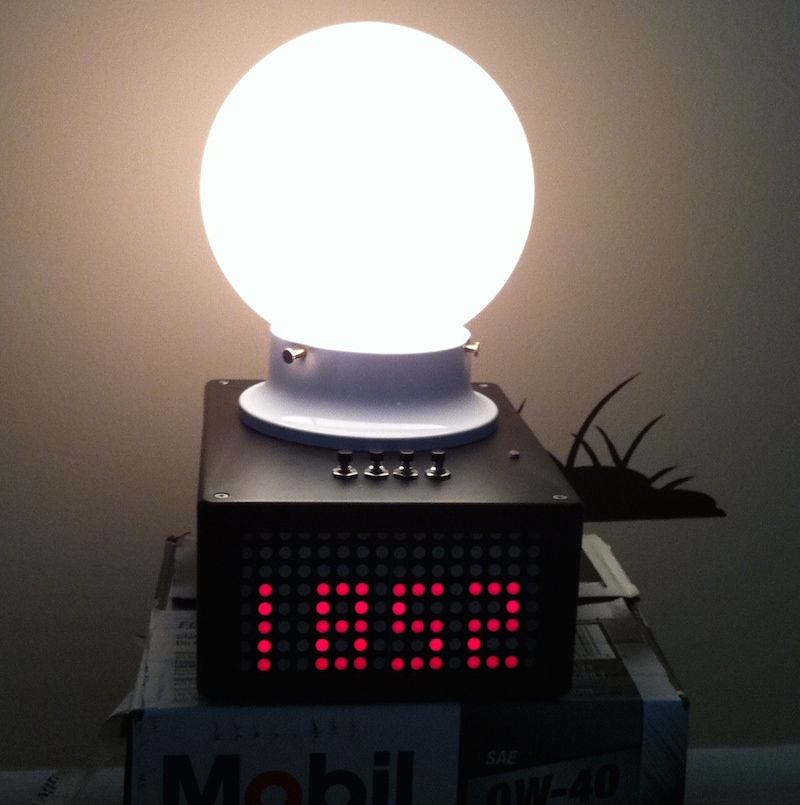 Stm32f Based Natural Light Alarm Clock With Other Features