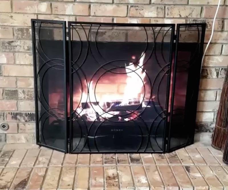 Virtual fireplace using Raspberry Pi - Embedded Lab
