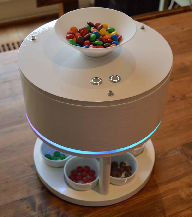 Arduino candy sorter