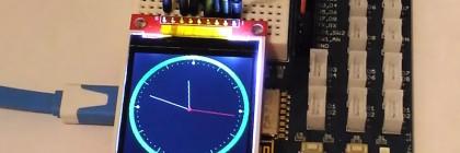 ESP8266 Internet Clock