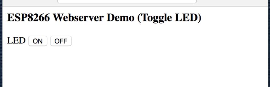 ESP8266 Webserver setup tutorial