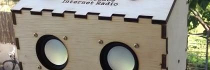 ESP8266 radio station