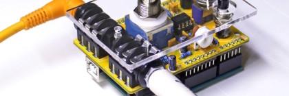 Arduino guitar pedal