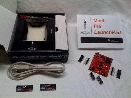 Launchpad Box
