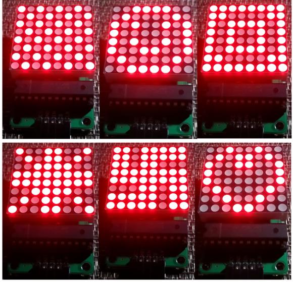 MAX7219 Display