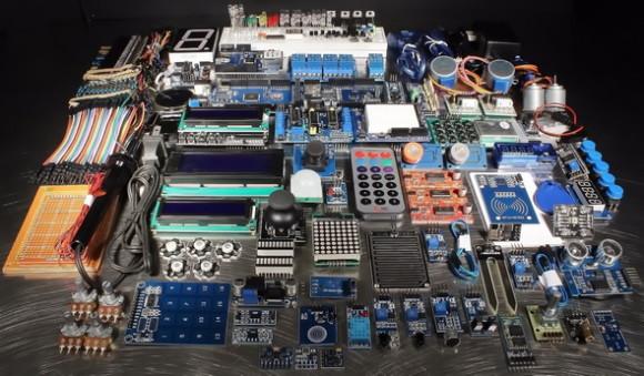 RIAspire Arduino Starter Kit
