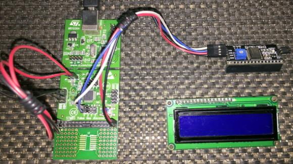 I2C LCD (2)