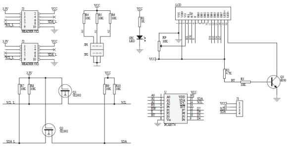 PCF8574 Module