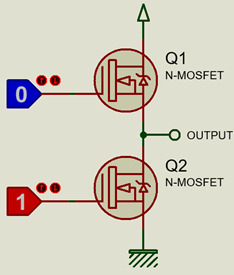 MOSFETs Half-bridge
