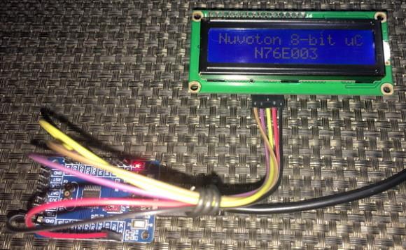 SPI LCD